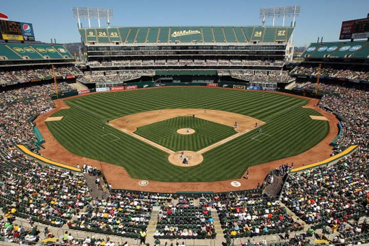 official photos b9745 06865 A's Sign 8-Year-Old For A Day Through Make-A-Wish Foundation ...
