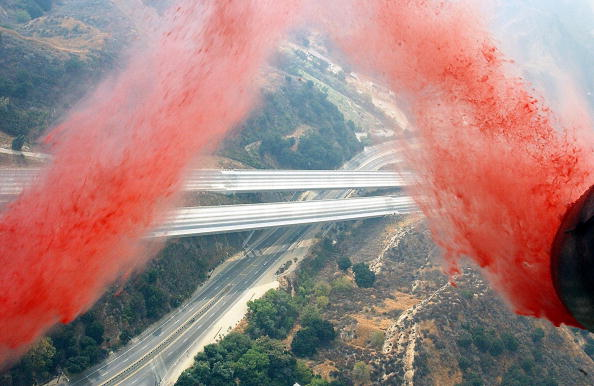 All 8 Air Force Firefighting Planes Sent To Colorado