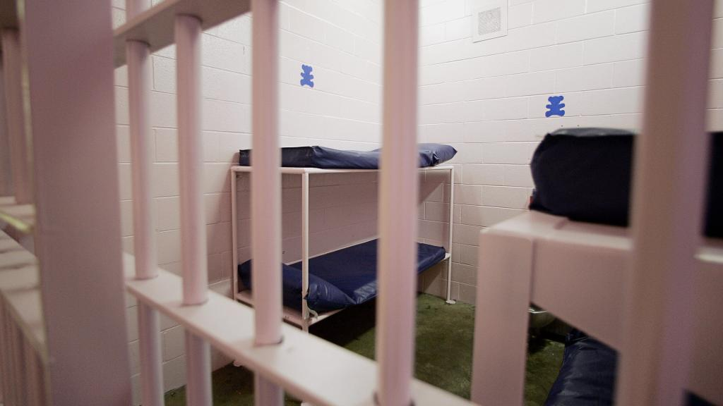 AP: Violence In Jail Against Inmates, Guards Increases