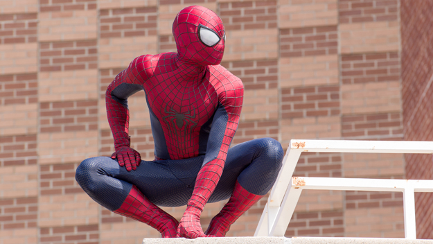 Spiderman (Photo by Mike Pont/Getty Images)