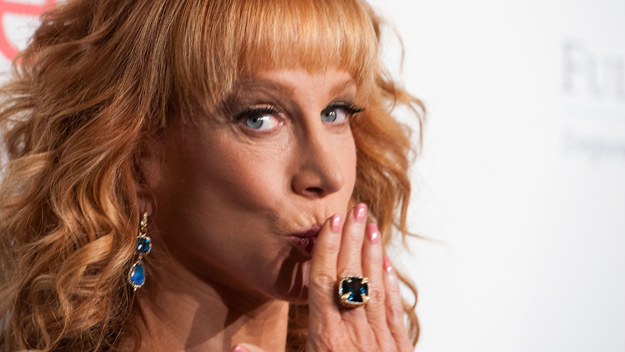 Kathy Griffin (Photo by Valerie Macon/Getty Images)