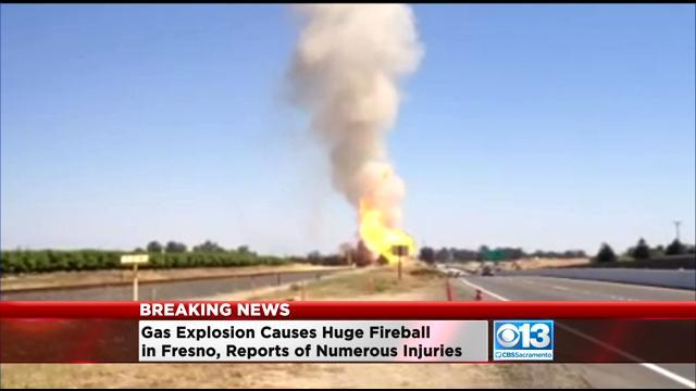 Inmate Injured In Fresno County Pipeline Explosion Dies