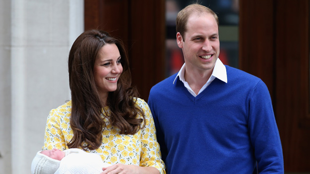 The Duke and Duchess of Cambridge (Photo by Chris Jackson/Getty Images)