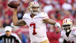 Colin Kaepernick (Photo by Christian Petersen/Getty Images)