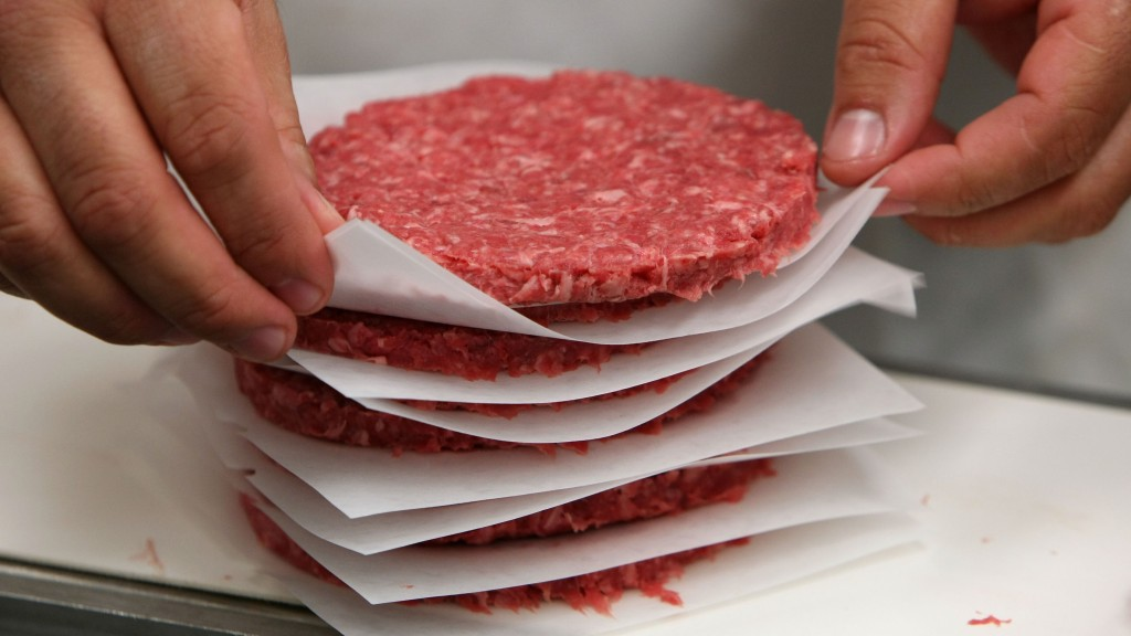 Traces Of Human Rat Dna Found In Some Hamburger Meat Samples