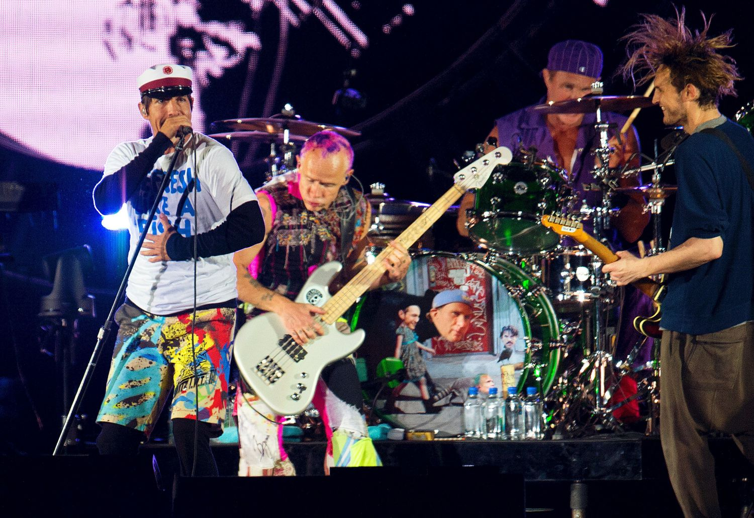 red hot chili peppers - photo #41