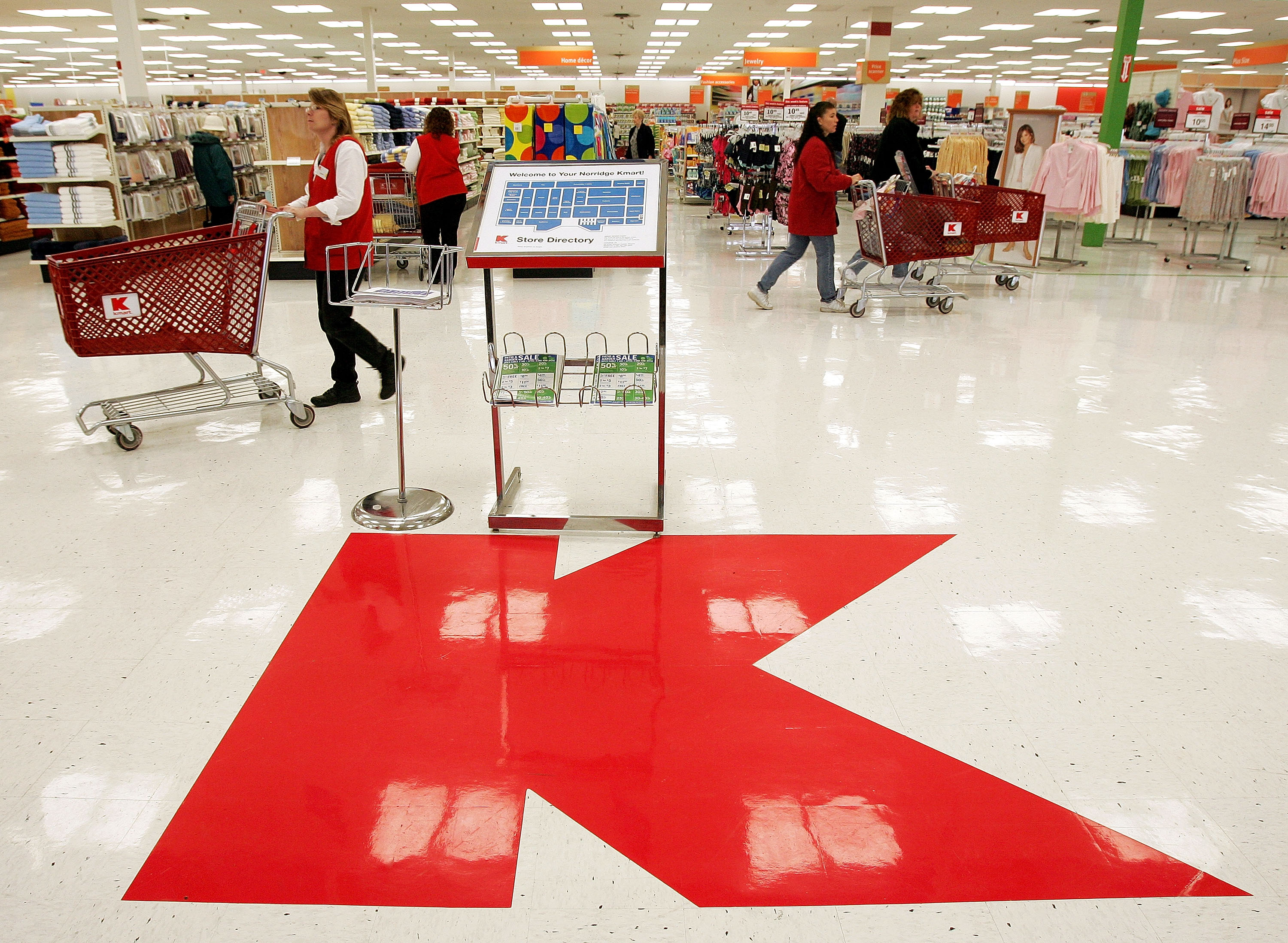 Stockton and Auburn Kmart Stores Closing In March