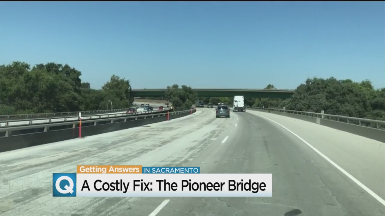 3 Years Later, Caltrans Facing Costly Redo Of Pioneer Bridge