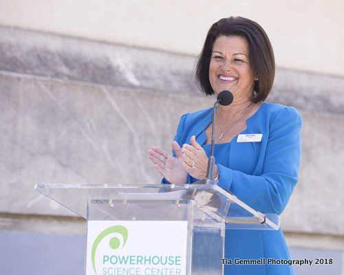 Powerhouse Science Center Groundbreaking Ceremony – CBS