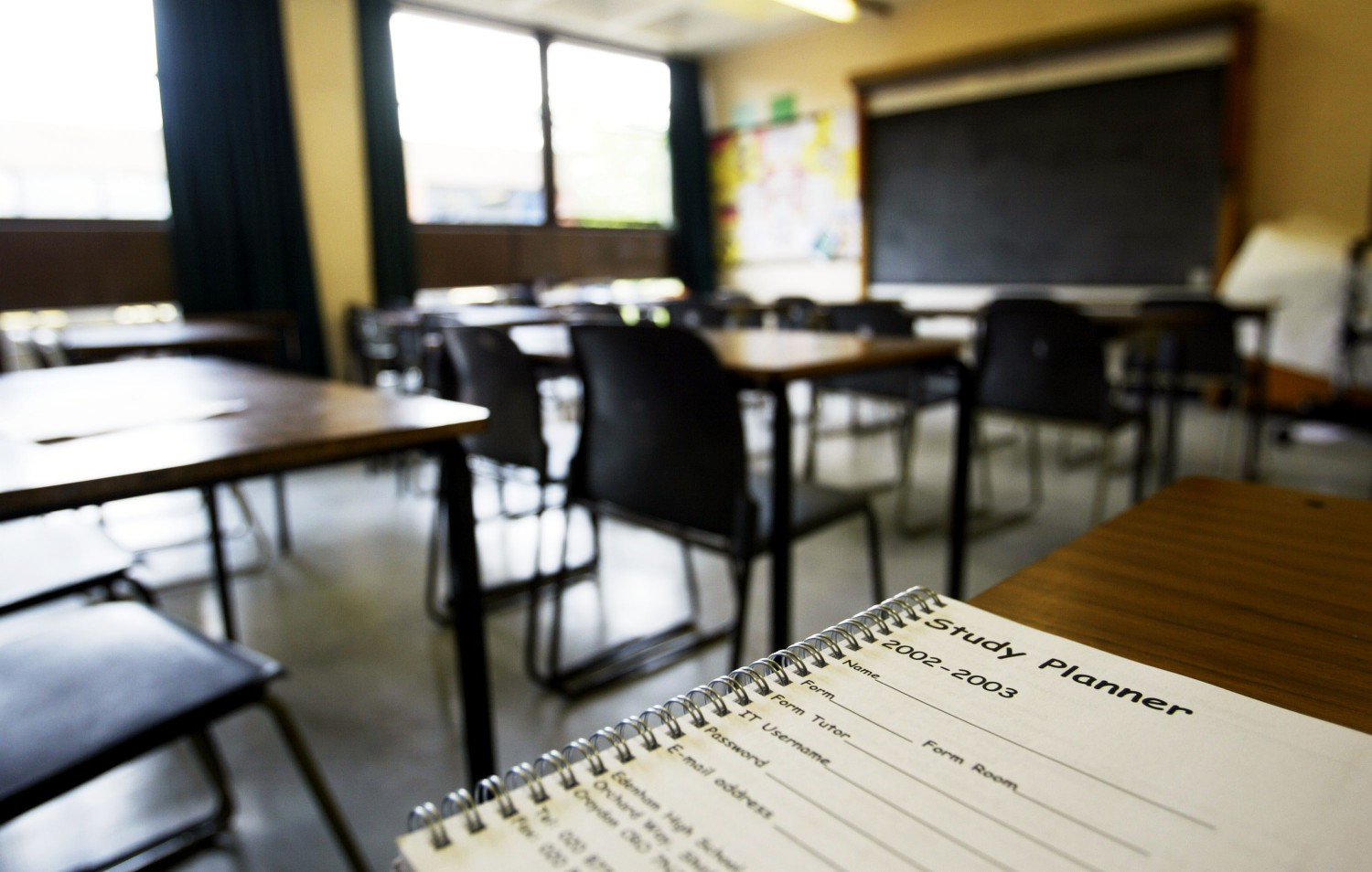 Lawmakers Again Pushing For Later School Start Time