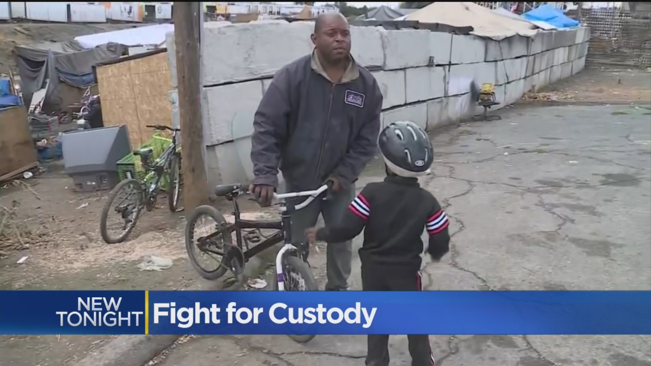 Homeless Father Pleads For Son's Return From CPS – CBS