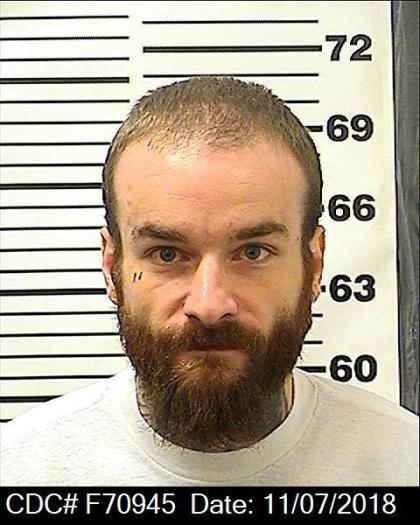 Curtis Dean Anderson Jr. (Credit: California Department of Corrections and Rehabilitation)