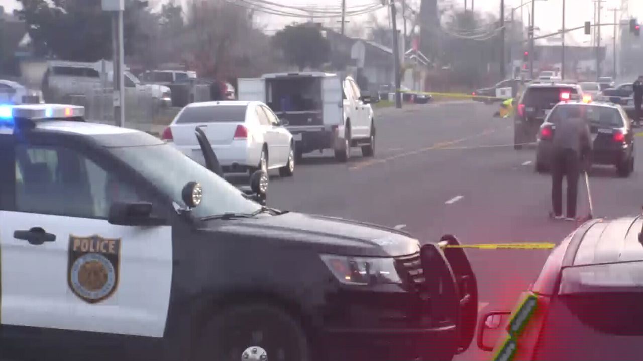 1 Person Dead After South Sacramento Crash – CBS Sacramento
