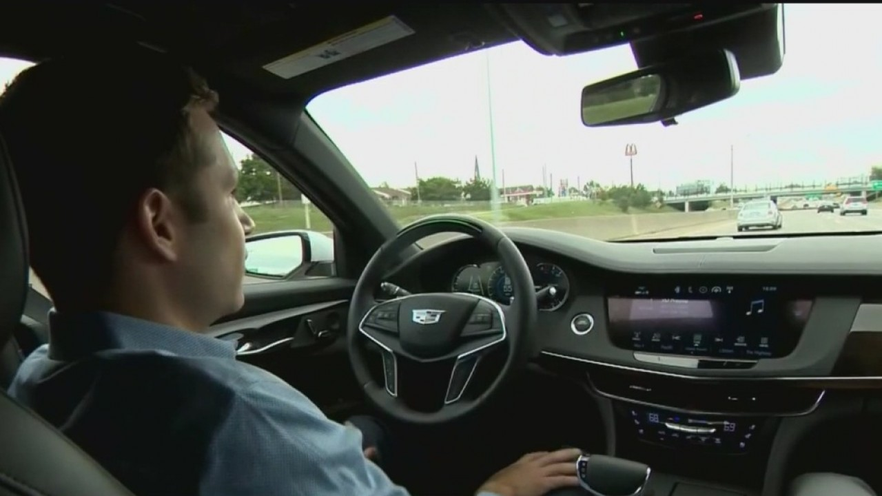 Driverless Snitch? Your Car Could Soon Snitch On You
