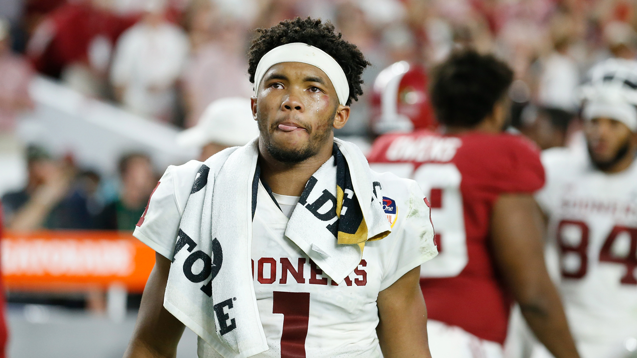finest selection 03da8 1b41b A's Prospect Kyler Murray 'Fully Committing' To Becoming NFL ...