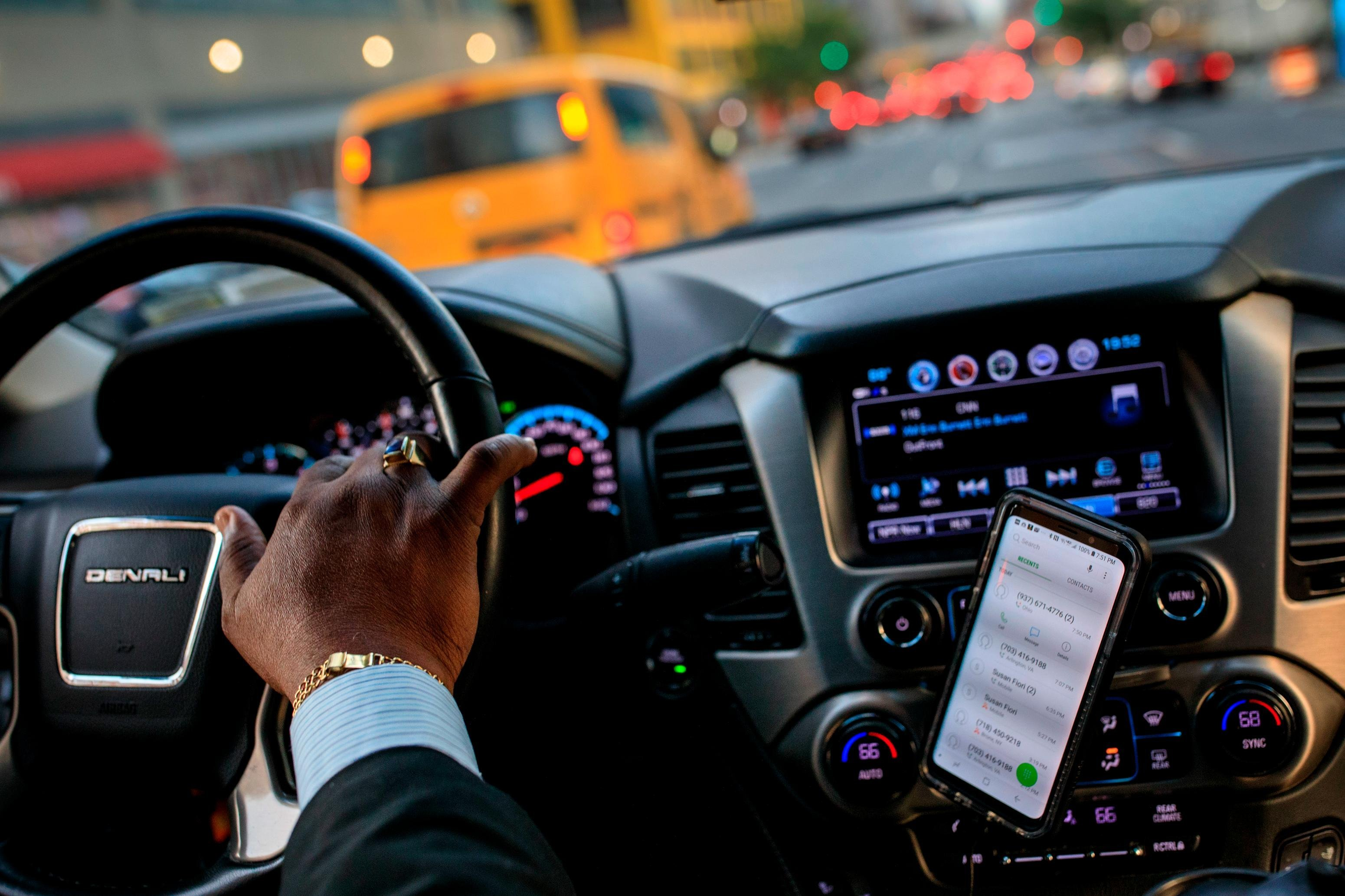 Lyft Driver Says She Was Sexually Assaulted During Late
