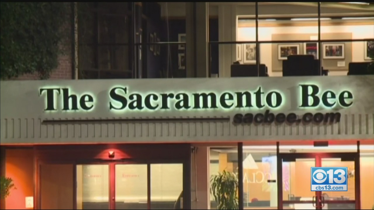 Report: Sacramento Bee Publisher McClatchy On Brink Of Bankruptcy - CBS Sacramento