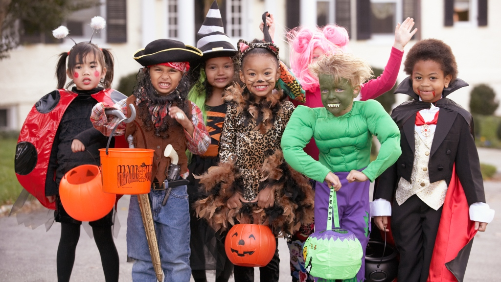 CDC: Trick-Or-Treating, Costume Masks, And Halloween Parties Discouraged Due To COVID Risk