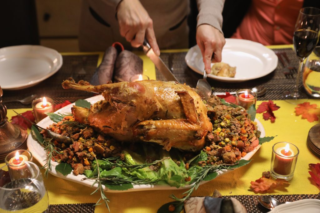 Delivered Feasts, Empty Seats As Coronavirus Changes Thanksgiving - CBS Sacramento