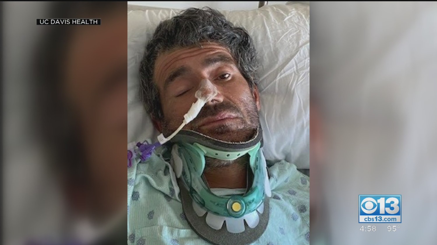 Mystery Man With Amnesia At UC Davis Med Center Identified Thanks To Community Tips